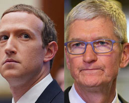 消息称 Facebook 准备对苹果发起反垄断诉讼