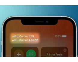 更新 iOS 14.5 后,iPhone 12 系列均已支持双卡模式下 5G 功能