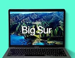 苹果发布 macOS Big Sur 11.2.1 正式版,修复 MacBook Pro 充电问题