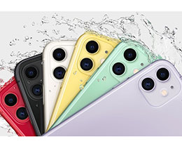 统计机构公布 2020 年全球十大最畅销手机:iPhone 11 排名第一