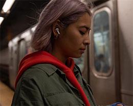 苹果新专利曝光:AirPods 有望检测用户是否正确佩戴耳机