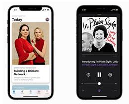 苹果 App Store 等服务将上线特色内容,庆祝女性历史月