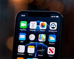 iPhone 12 如何取消隐藏 App?