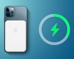 iPhone 12 MagSafe 充电背夹将具备反向充电功能