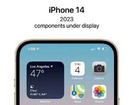 没有刘海的iPhone 13/14长什么样?