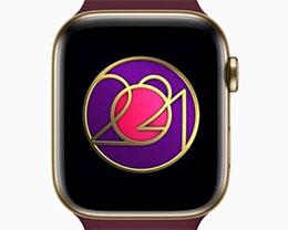 Apple Watch 上线国际妇女节锻炼挑战赛,可获得勋章