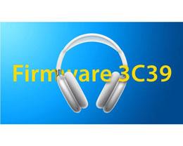 "AirPods Max 无线耳机新固件 ""3C39"" 发布"
