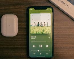 Apple Music 下方的五个栏目分别包括哪些内容?