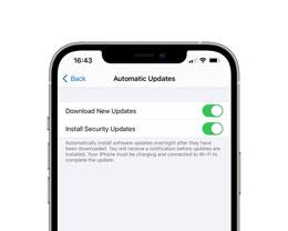 iOS 14.5 Beta 4 代码显示:iOS 安全修复程序很快会独立更新