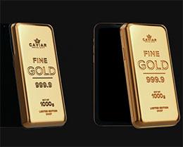 Caviar 推出万足金版 iPhone 12 Pro,售价高达百万