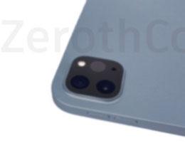 2021 款苹果 iPad Pro 最新渲染图曝光