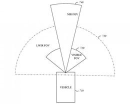 新专利显示苹果汽车使用红外大灯,夜间视距增加 3 倍
