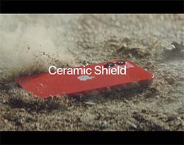 苹果发布 iPhone 12 新广告:强调超瓷晶面板的坚固性