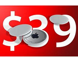 消息称苹果 AirTags 直径 32 毫米,售价 39 美元