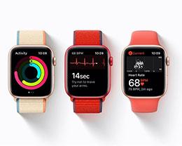 研究发现:Apple Watch 和 iPhone 可远程评估心血管患者的虚弱程度
