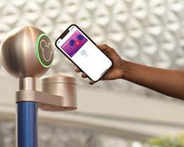 迪士尼乐园已支持 iPhone 使用虚拟 MagicBand 腕带