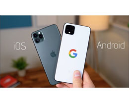 Android 手机收集的用户数据量是同类 iPhone 的 20 倍