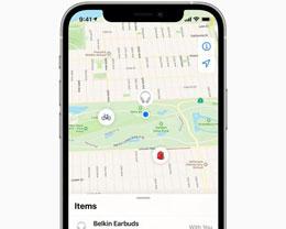 """苹果宣布 """"查找"""" 网络支持第三方产品接入"""