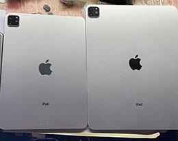 疑似苹果新款 iPad Pro 和 iPad mini 6 模型机照片曝光