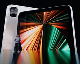 苹果 M1 iPad Pro 国行发布:12.9 英寸配 Mini-LED