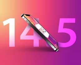 iOS 14.5RC版值得升级吗?iOS 14.5正式版什么时候发布?