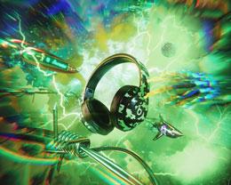 Beats 携手 PSYCHWORLD 推出联名 Studio3 Wireless 无线耳机