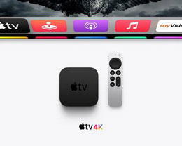 消息称 Apple TV 国行已确定正式过审