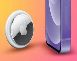 新西兰和澳大利亚用户已收到 AirTag 和紫色 iPhone 12