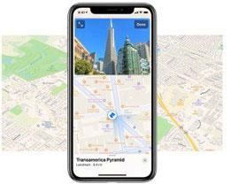 苹果地图街景功能已开始在香港地区进行勘测
