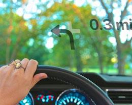 新专利显示苹果汽车可能将 AR 用于挡风玻璃平视显示器