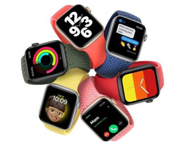 苹果发布 watchOS 7.5 RC 版:支持播客应用