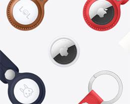 苹果 AirTag 内置 NFC 可触发快捷指令,实现自动化操作