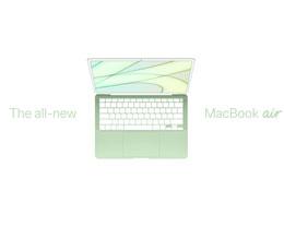 彭博社:苹果 M1X 版 MacBook Air 今年底发布,外观改变