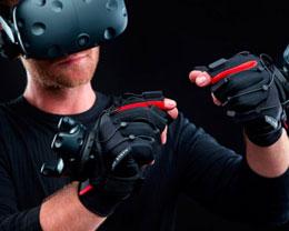 新专利显示苹果 AR 设备将配备力感应手套来检测用户手部动作