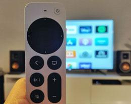 部分用户已提前收到苹果 Apple TV 4K 第二代