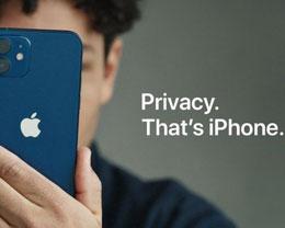 苹果发布 ATT 诙谐视频「Privacy on iPhone」