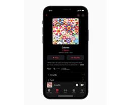 升级 iOS 14.6 后,Apple Music 中部分专辑已出现新标识