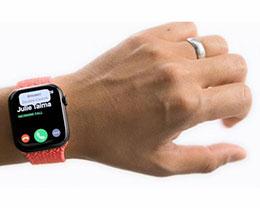 苹果新专利:未来 Apple Watch 佩戴者或可用手势完成各种功能