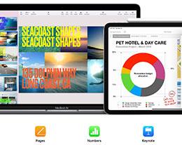 苹果更新 iWork 三件套:改进教学工具