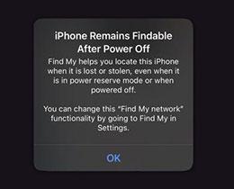 """iOS 15:关机或恢复出厂设置仍可""""查找""""你的 iPhone"""