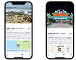 iOS 15 照片 App 可直接查看 EXIF 信息