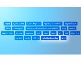 苹果自曝 M1X 处理器:视频出现 M1X MacBook Pro 标签