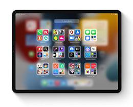 iPadOS 15 最大的变化:全新主屏幕和小组件