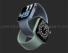 彭博社:Apple Watch 7 将迎来大改款,内外都会改变