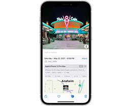iOS 15 照片应用新改进:支持查看 EXIF 信息以及图片来源