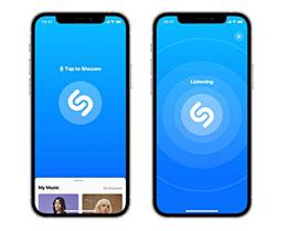 苹果 Shazam 音乐服务每月识别 10 亿次