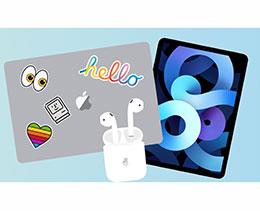 """2021 苹果海外""""返校季""""开始:买 iPad、Mac 送 AirPods 2"""