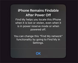 """iOS 15 新功能:关机或恢复出厂设置后,仍可以""""查找""""到你的 iPhone"""