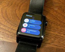 一些 Apple Watch 用户在睡觉或运动时不断地意外拨打紧急电话