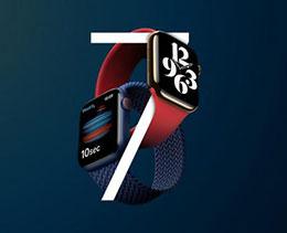 Apple Watch 7 系列可能采用更小的双面结构 S7 芯片